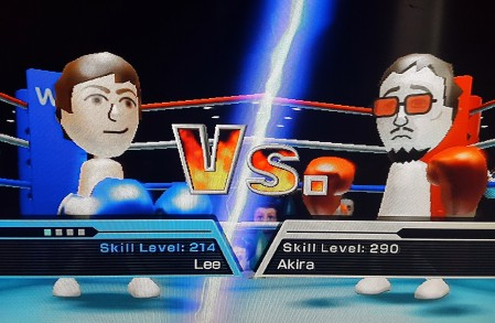 Wii Sports Boxing (Lee)